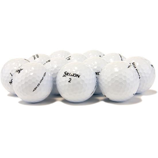 Srixon Q-Star Pure White Golf Balls