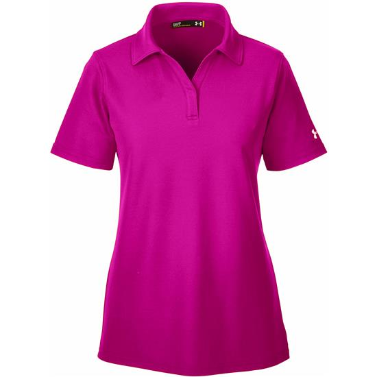 Under Armour Corp Performance Polo for Women