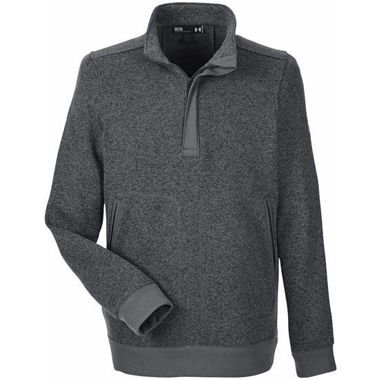 Under Armour Men's Elevate Quarter-Zip Sweater