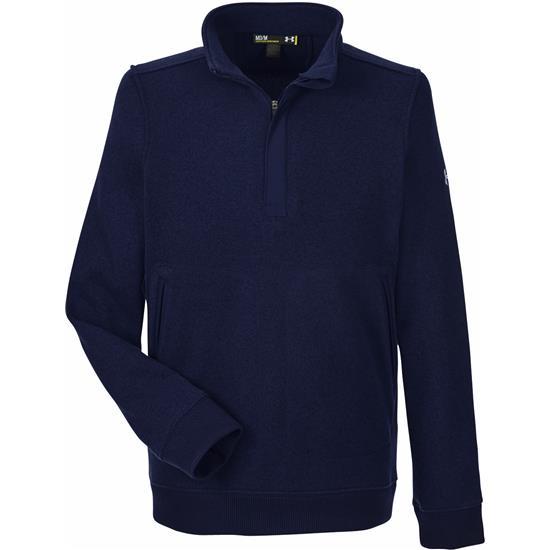 Under Armour Men's Elevate Quarter-Zip Sweater