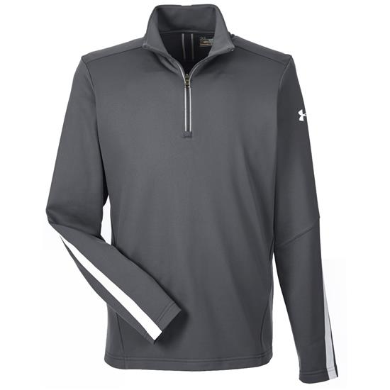 Under Armour Men's Qualifier Quarter-Zip Pullover