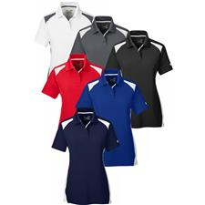 Under Armour Team Colorblock Polo for Women