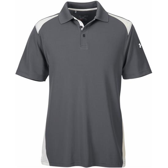 Under Armour Men's Team Colorblock Polo