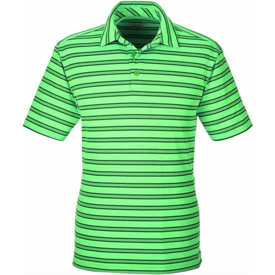 Under Armour Men's Tech Stripe Polo