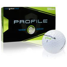 Wilson Profile V-Max Feel Golf Balls - 15 Pack