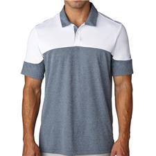 Adidas Men's ClimaChill Blocked Polo