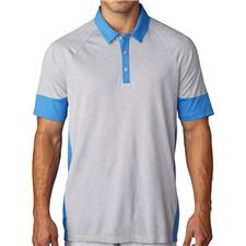 Adidas Men's ClimaChill Print Block Polo
