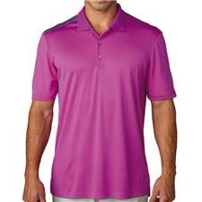 Adidas Men's ClimaCool 3-Stripes Polo
