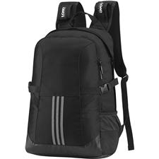 Adidas Custom Logo Backpack - Black-White