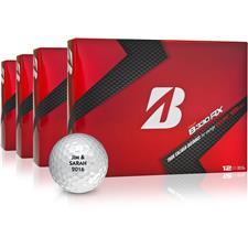 Bridgestone Tour B330-RX Golf Balls - Buy 3 DZ Get 1 DZ Free