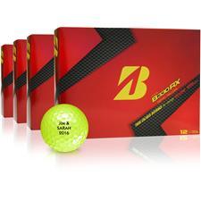 Bridgestone Tour B330-RX Yellow Golf Ball - Buy 3 Get 1 Free