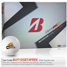 Bridgestone Tour B330-RXS Custom Logo Golf Balls