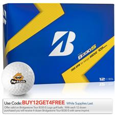 Bridgestone Tour B330-S Custom Logo Golf Balls