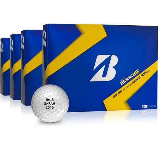 Bridgestone Tour B330-S Golf Balls - Buy 3 DZ Get 1 DZ Free