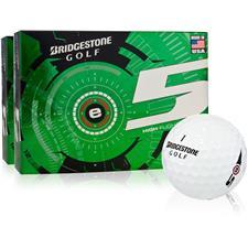 Bridgestone e5 Golf Balls - 2 Dozen
