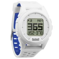 Bushnell NEO iON GPS Watch - White-Blue
