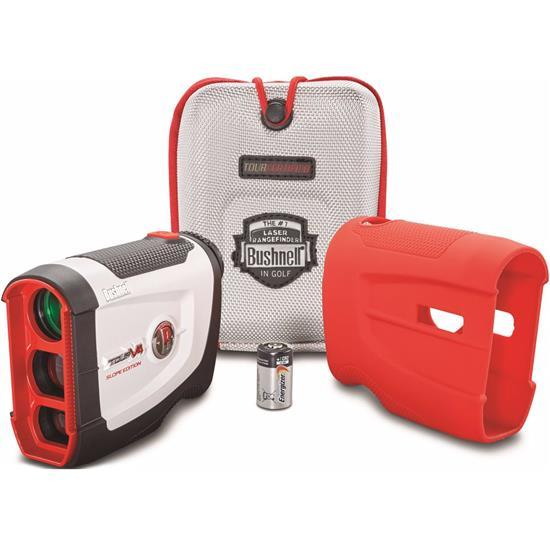 Bushnell Tour V4 Slope Rangefinder - Patriot Pack