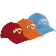 Callaway Golf Custom Logo Heritage Twill Hat