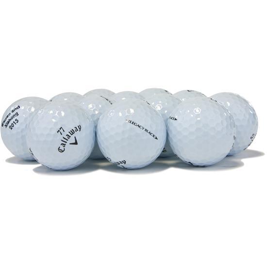 Callaway Golf Tour Select Legacy Black Golf Balls