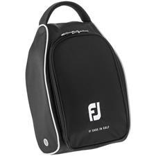 FootJoy Custom Nylon Shoe Bag - Black