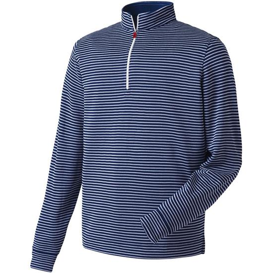 FootJoy Men's Double Layer Knit Open Bottom Mid Layer