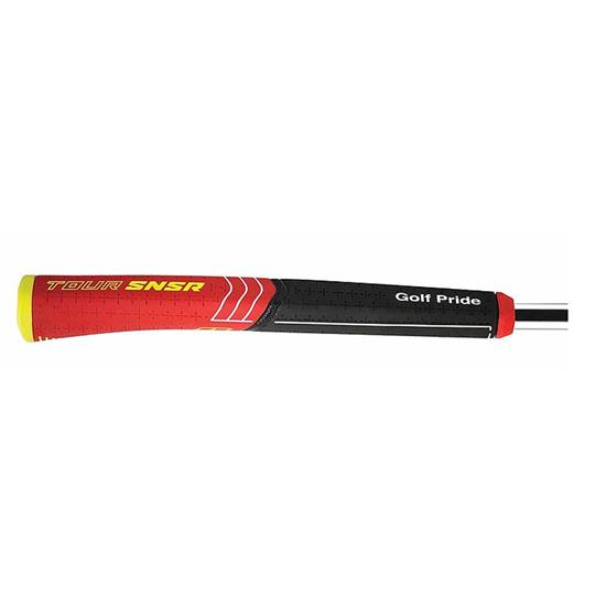 Golf Pride Tour SNSR Contour Red 140 CC Putter Grip