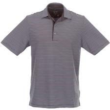 Greg Norman Men's ML75 Stretch Mini Stripe Polo