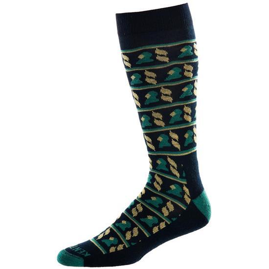 Kentwool Men's 19th Hole Knight Crew Socks