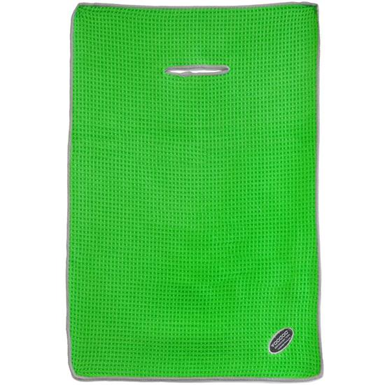 Microfiber Performance Custom Logo Golf Towel - 15x23