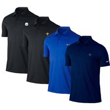 Nike Men's NFL Logo Victory Solid Polo