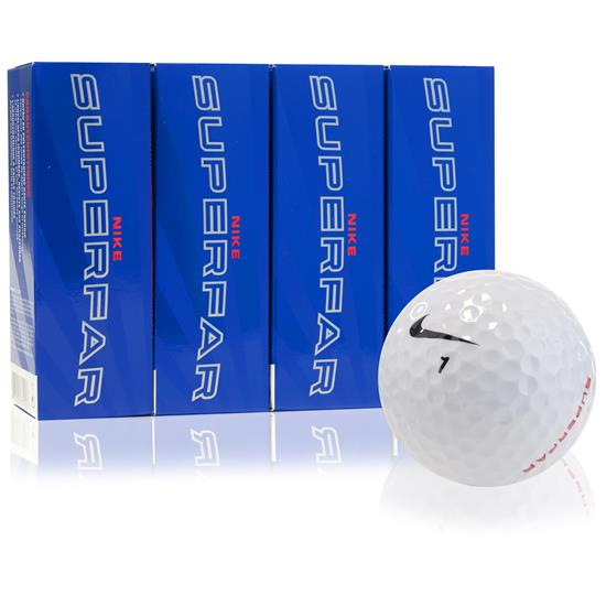 Nike Superfar Golf Balls