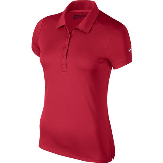 Nike Victory Solid Polo for Women
