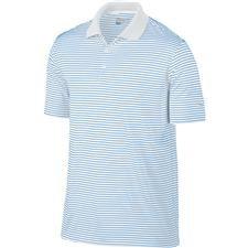 Nike Personalized Victory Stripe Fashion Polo Manf. Closeout