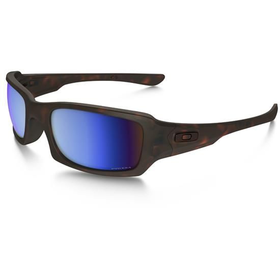 Oakley Fives Squared Prizm Deep Water Sunglasses