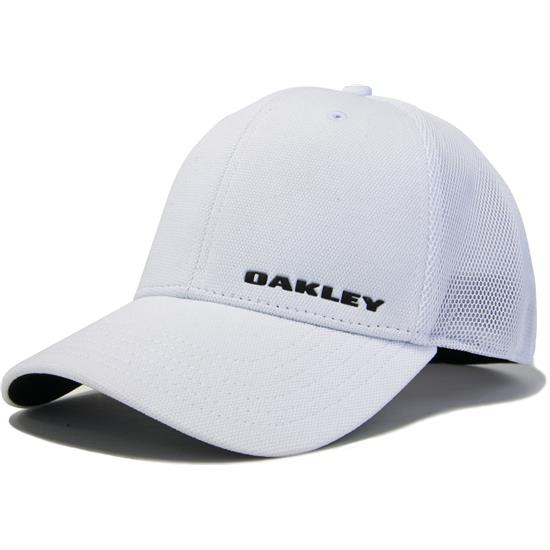 Oakley Men's Silicon Bark Trucker 4.0 Hat