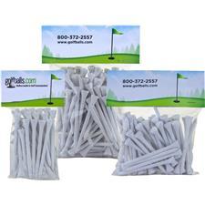 Premium 3 1/4 Inch Golf Tees