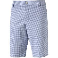 Puma Men's Plaid Short