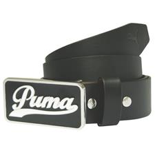 Puma Script Fitted Belt