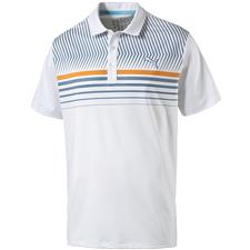 Puma Men's Surface Stripe Polo
