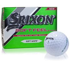 Srixon Soft Feel Golf Balls - 2017 Model