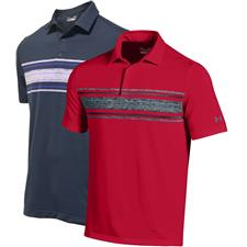 Under Armour Men's Blades Space Dye Polo