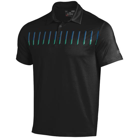 Under Armour Men's Defender Print Polo