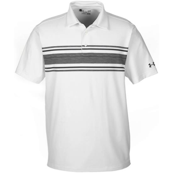 Under Armour Men's Playoff Space Dyed Polo