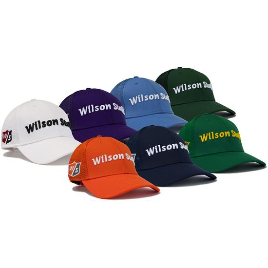 Wilson Staff Men's Structured Tour Mesh Hat