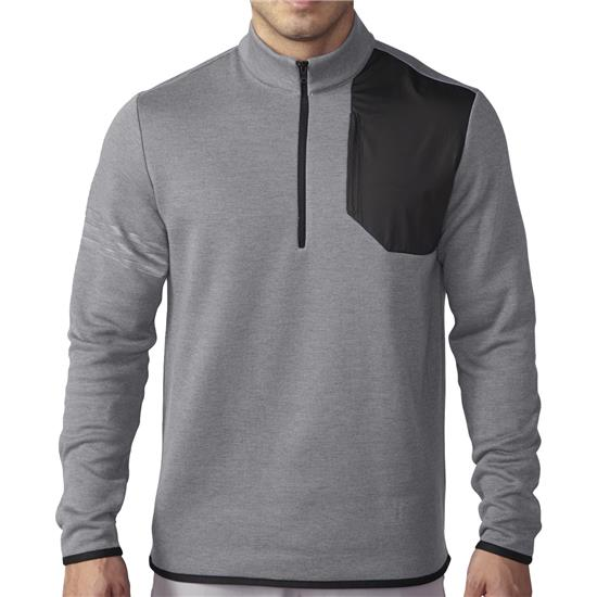 Adidas Men's Club Performance 1/4 Zip Sweater