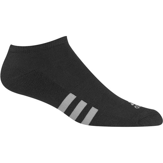 Adidas Men's No Show Socks - 3 Pack