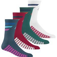 Adidas Men's Single 3-Stripe Crew Sock