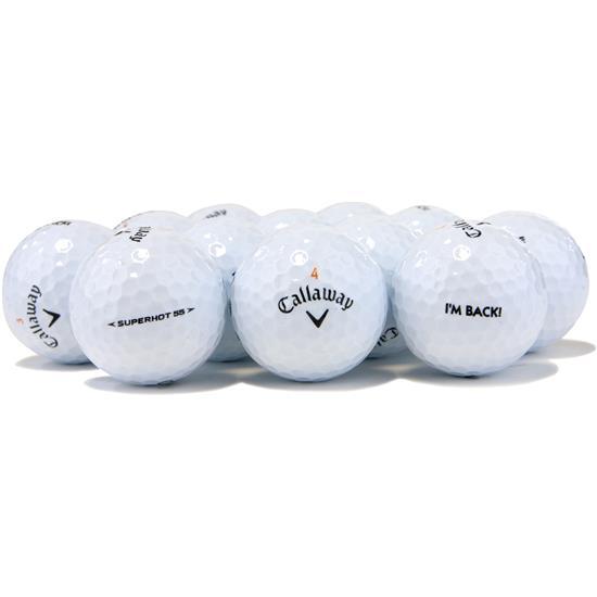 Callaway Golf Superhot 55 Golf Balls