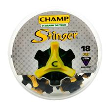 Champ Golf Scorpion Stinger Golf Spikes - Q-LOK