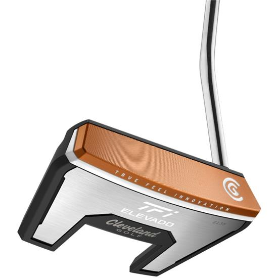 Cleveland Golf TFi 2135 Elevado Putter with WinnPro X Grip